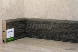 Плинтус МДФ SWOOD Дуб серый 68403.24 (м)