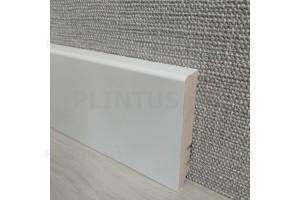 Плинтус МДФ белый ARKTIS AAW81401.38 81×16мм (м)
