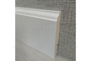 Плинтус МДФ белый ARKTIS AKW100301.38 100×16мм (м)