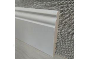 Плинтус МДФ белый ARKTIS AKW100303.38 100×16мм (м)