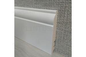 Плинтус МДФ белый ARKTIS AKW100305.38 100×16мм (м)