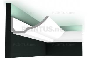 Профиль для скрытого освещения Orac Decor C351