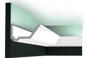 Профиль для скрытого освещения Orac Decor C358