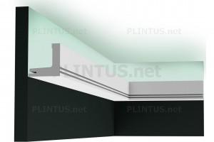 Профиль для скрытого освещения Orac Decor C361