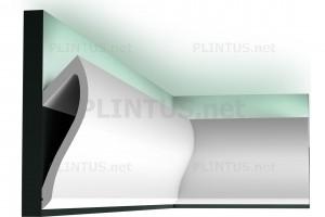 Профиль для скрытого освещения Orac Decor C371