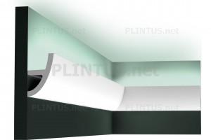 Профиль для скрытого освещения Orac Decor C373