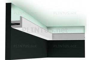 Профиль для скрытого освещения Orac Decor C380