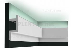 Профиль для скрытого освещения Orac Decor C383