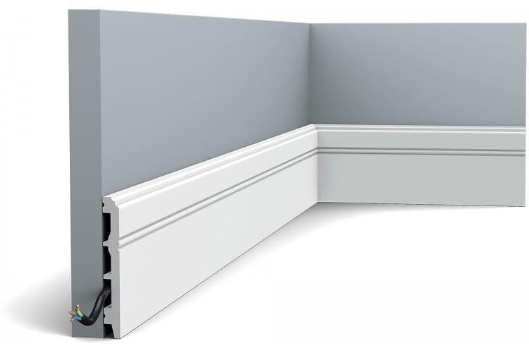 Плинтус из дюрополимера Orac Axxent SX105F