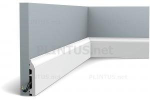 Плинтус Orac Axxent SX172F гибкий