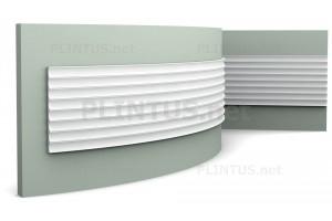 Декоративная панель Orac Decor W109F Valley гибкий