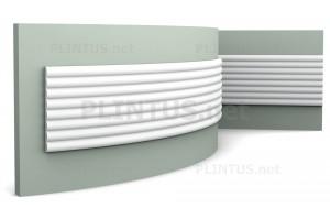 Декоративная панель Orac Decor W110F Hill гибкий