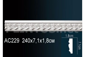 Молдинг Перфект AC229 (м)