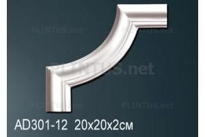 Угловой элемент Перфект AD301-12