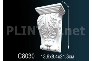 Декоративный элемент Перфект C8030